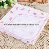 Soft Cotton Printed Baby Gauze Washable Muslin Blanket
