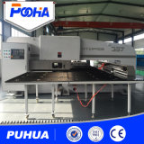 Mechanical CNC Turret Hole Punching Machine for Stainless Steel Plate