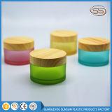 Customized Colorful PETG Plastic Jar Milk Cream Cosmetic Baby Uesed Pet Jars