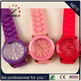 Fashion Quartz Watches Silicone Digital Geneva Watch (DC-805)