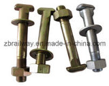 Spring Blade Insert Bolt for Concrete Sleeper