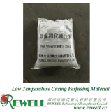 Low Temperature Curing Perfusing Material
