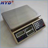 Electronic Weighing Scale with Big LCD Display 30kg