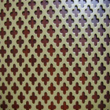 Various Hole Type Decorative Perforated Metal