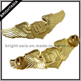 Custom Eagle Metal Pin for Souvenir Wings Pin (BYH-11122)