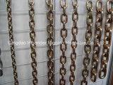 Lifting Chain, G80 Grade, Chain Block, Yellow Zinc Plated