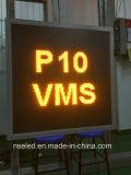 Outdoor P8 Mobile Vehicle/Trailer/Truck LED Sign Moving Vms
