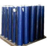 Hot Blue Film, Transparent PVC Film