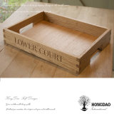 Hongdao Customized Wooden Candy Cookie Chocolates Tray_E