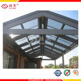 UV Coating Polycarbonate Roofing Sheet (YM-PC-028)