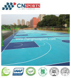 Professional Basketball Court Floor with Iaaf Certificate