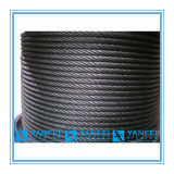 1770MPa Ungalvanized Steel Wire Rope