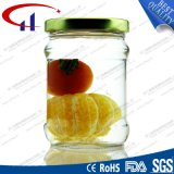 Round and Clear High Quality Glass Jar for Jam (CHJ8243)