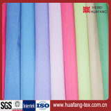 """100% Polyester Lining 45x45 110x76 44/45"""" White/Dyed Fabric"""