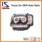 Hot Sale Auto Black New Model Head Lamp for Hiace′11
