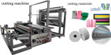Nonwoven Fabric Cutting & Rewinding& Slitting Machine