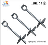 Heavy Duty Galvanized Earth Anchor/ Ground Anchor