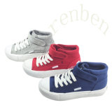 2017 New Women′s Vulcanized Casual Canvas Shoes