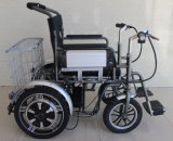 New Electric Mobility Scooter Electric Wheelchair (FP-EMS02)