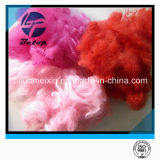 Recycled Polyester Staple Fiber Hollow Conjugated Silicon 3D, 7D, 15D