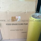 11mic Food Grade PVC Cling Films for Vegetables Packing