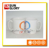 Porcelain Couple Cups of Qlb022