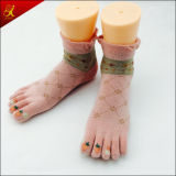 Women Sexy Toe Socks with High Quality