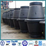 Enhanced Cone Rubber Fender for Dock and Port