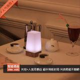 Battery LED Desk Lamp with Sensor for Home Lighting