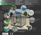 Growell Walk -in 6mm Polycarbonate Greenhouses Hb7 (Width 2125mm)