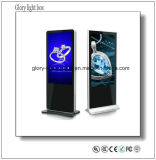 LED Backlit TV 46 Inch LCD Monitor Standing