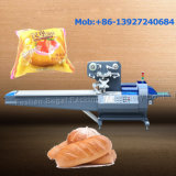 High Speed Automatic Bread Pillow Bag Packing Machine