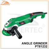Powertec 1200W 115/125mm Electric Angle Grinder (PT81232)