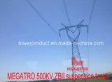 Megatro 500kv Zbii Suspension Tower