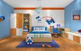 Kid Plastic Tea Cup Shelves Furniture Set (et-004)