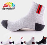 Custom Cotton Ankle Sport Sock in Various Colors and Designs