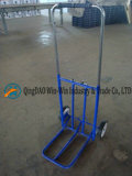 Steel Luggage Trolley Ht1137 Wheel Wheelbarrow