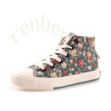 New Fashion Children′s Casual Canvas Shoes