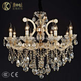 Modern Design Beautiful Crystal Chandelier Lamp (AQ50020-8)