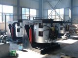 Metal Scrap Induction Melting Furnace