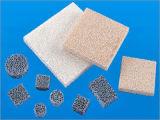 Ceramic Foam Filters for Molten Alloy Casting
