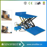 5ton 6ton Hydraulic Electric Stationary Truck Scissor Lifts