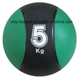 Green Color Rubber Material Standard Medicine Ball