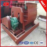 Js500 Twin-Shaft Concrete Mixer in China