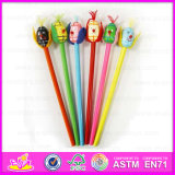 2015 New Product Wooden Pencil Set for Kids, Non-Toxic Coloured Children Pencil Set, Best Seller Wooden Pencil Gift Set Wj277944