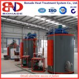 Pit-Type Pre-Evacuated Tempering Furnace for Bright Heat Treatment