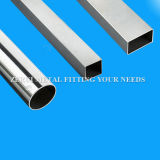 Polished Stainless Steel Rectangular Tube for Upholstery