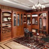 2015 Antique Red Cherry Wood Closet (YG61467)