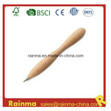 Wooden Craft Ball Pen for Stationery Supply