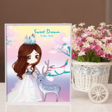 Factory Direct Wholesale New Children DIY Handcraft Sticker Promotion Kids Girl Boy Gift K-028